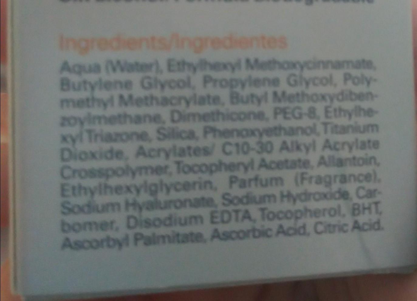 Isdin Fusion Water, mi protector facial....por fin