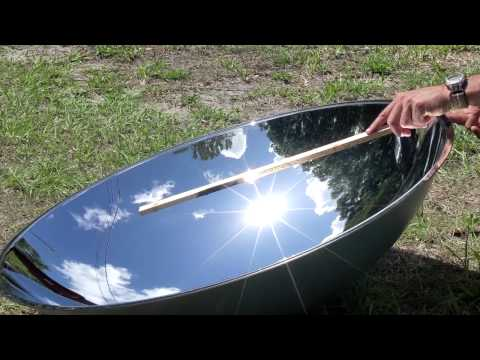 EduMission: Physics Form 4: Chapter 5 - Application of Concave Mirror