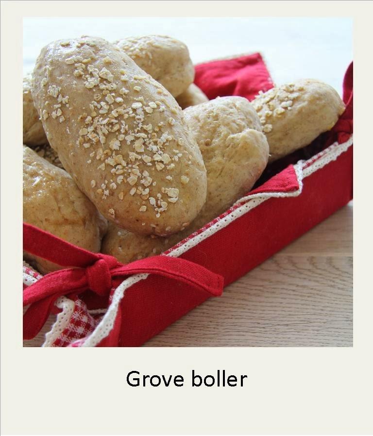 Hot Dog brød