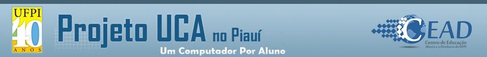 Projeto UCA no Piauí