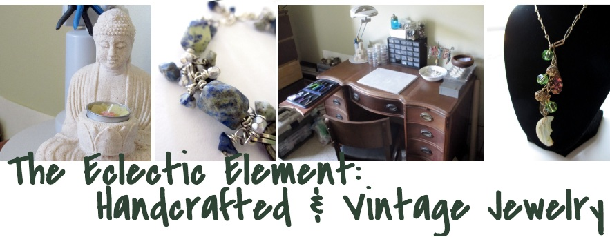 The Eclectic Element: Handcrafted & Vintage Jewelry
