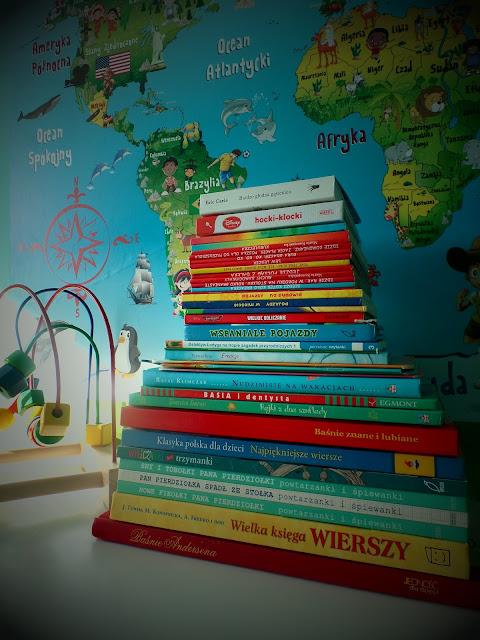 Biblioteczka maluchów