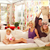 Celebrity Rooms - Tori Spelling