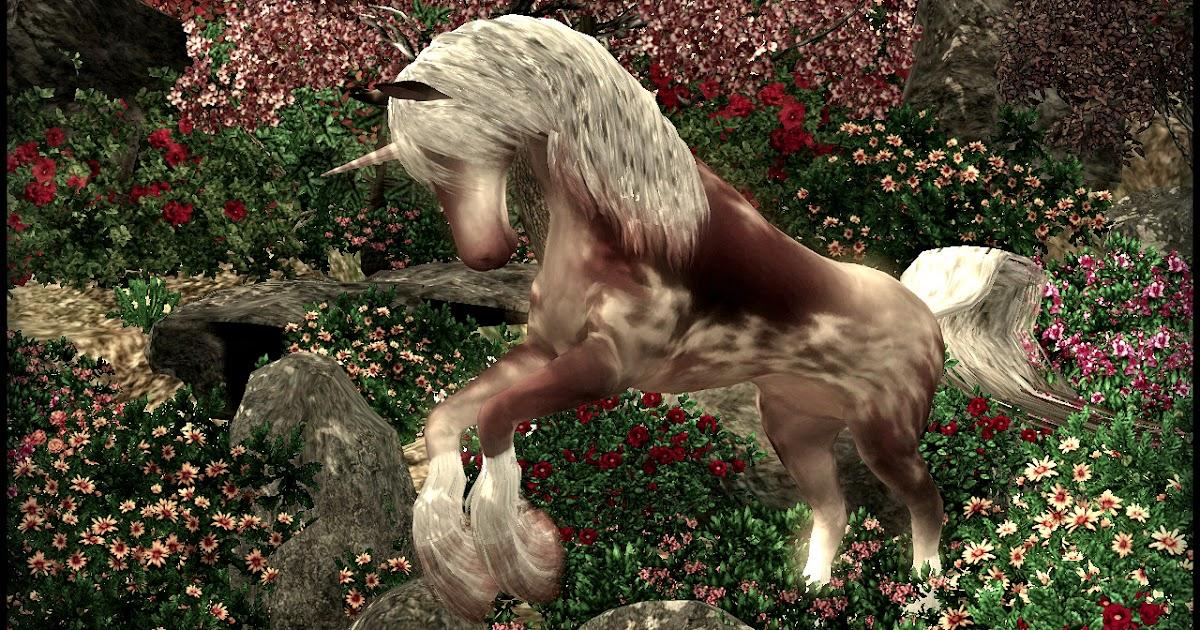 my sims 3 blog alpenglow at sunset unicorn by pet ka