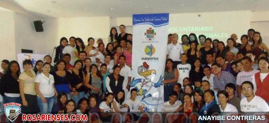 Aprendices SENA atienden operativa y logísticamente los Juegos Nacionales | SENA, Colombia