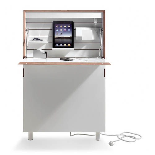 The Compact Desk