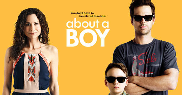 About a Boy Saison 1 VOSTFR