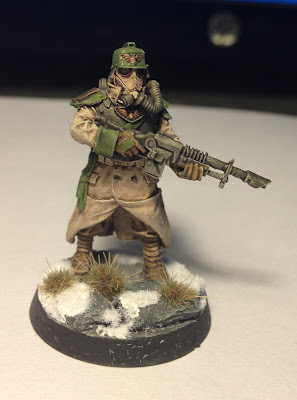 Death Korps of Krieg Command Trooper