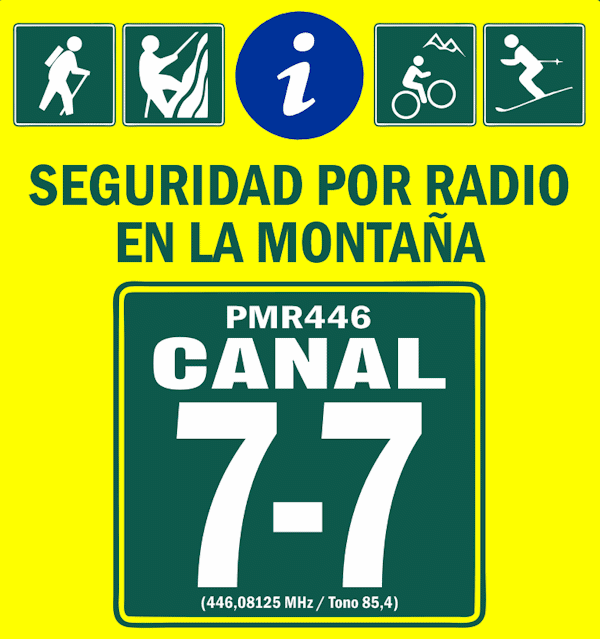 Seguridad por radio