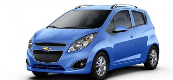 Nuevo Restyling del Chevrolet Spark 2013 Fotos y Precios