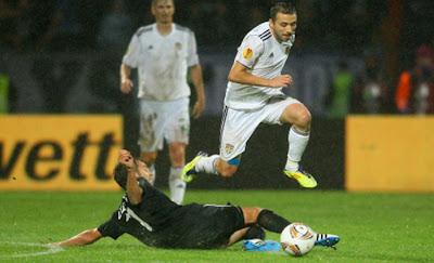 FC Vaslui 2 - 2 FC Zurich (2)