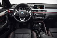BMW X1 xDrive25i Sport Line (2016) Dashboard