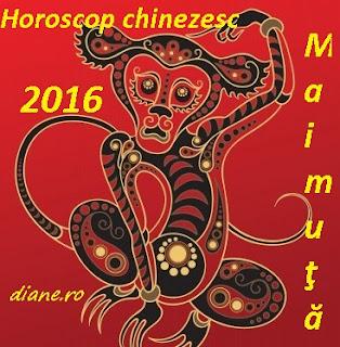 Horoscop chinezesc 2016: Maimuţă