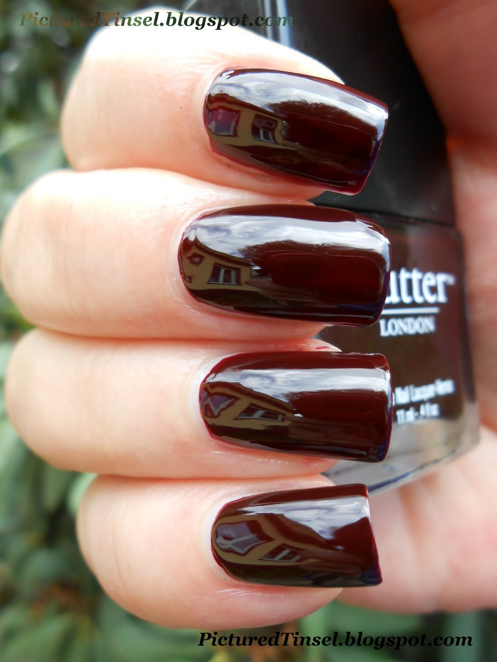 PicturedTinsel: Butter London La Moss