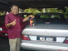 Benz E230 use agipoil 20w50 Tuan Hj Zakaria 012 779 7322