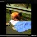 Sayu.. Bapa Berkali-Kali Kucup Jasad Anaknya Yang Maut Kemalangan Van Terbakar