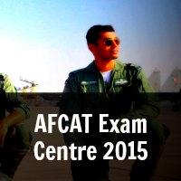 AFCAT Exam Centre 2015