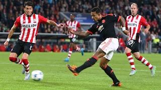 Memphis Gol PSV vs United 2-1