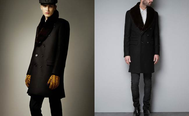 Burberry Prorsum coats