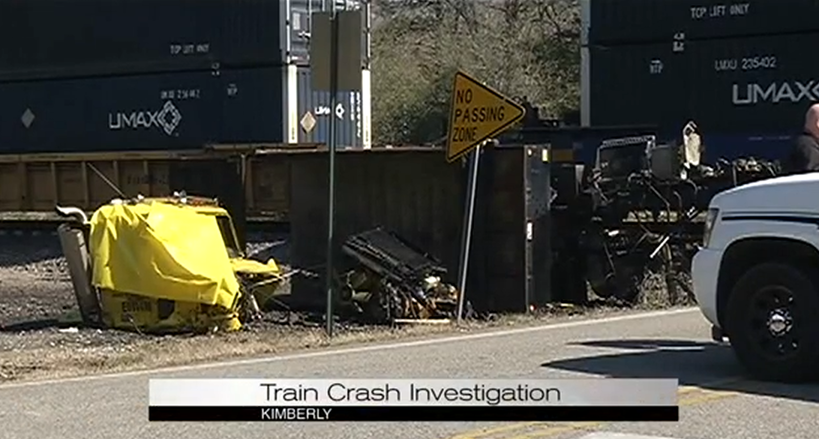 Alabama jefferson county kimberly - Jefferson County Alabama Dump Truck Driver Killed In Collision With Train