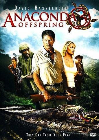 Anaconda 3: Offspring (2008) tainies online oipeirates