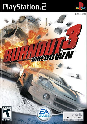 Torrent Super CompactadoBurnout 3 Takedown PS2