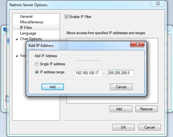 Cara Mengoperasikan (Radmin) Remote Administrator v3.5