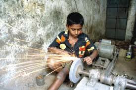 child labour a curse to the society Child labour is the worldwide problem and it is the biggest matter of concern for our country too as future of our new generation is going towards.