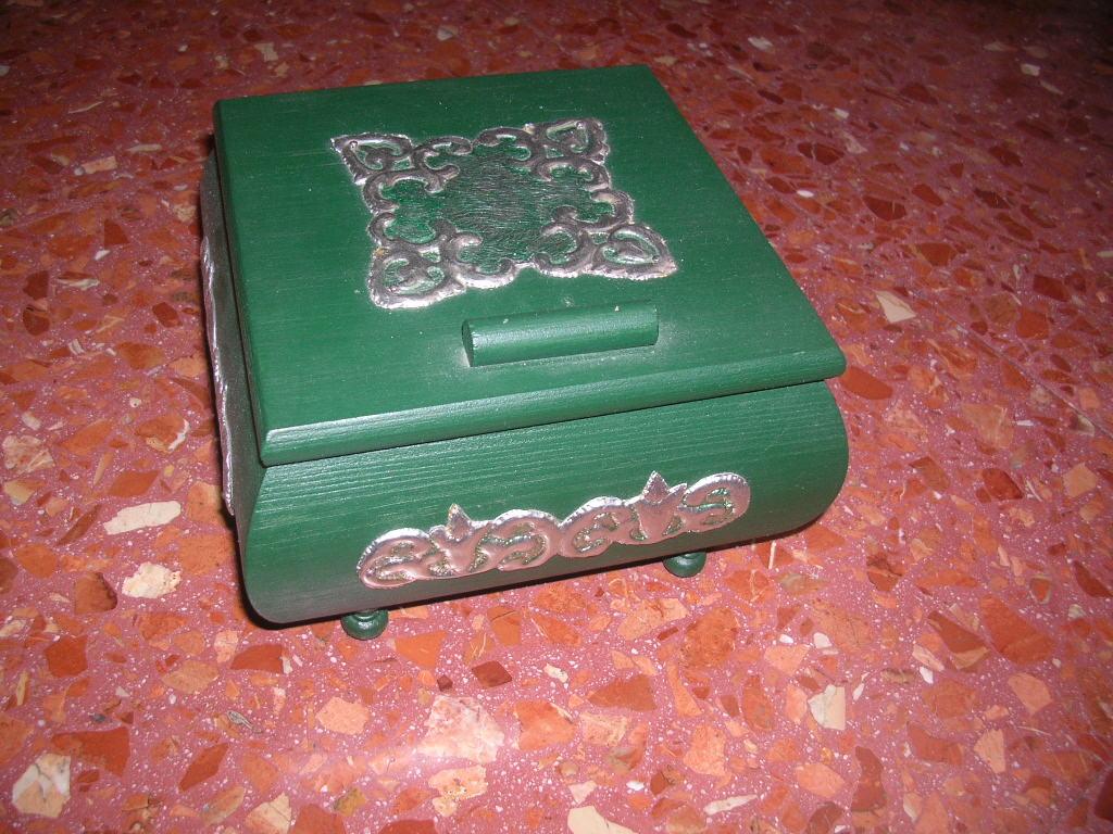 Las manualidades de conchin cajas de madera - Cajas de madera manualidades ...