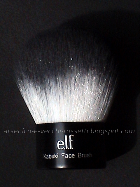 E.l.f. Studio Face Kabuki brush