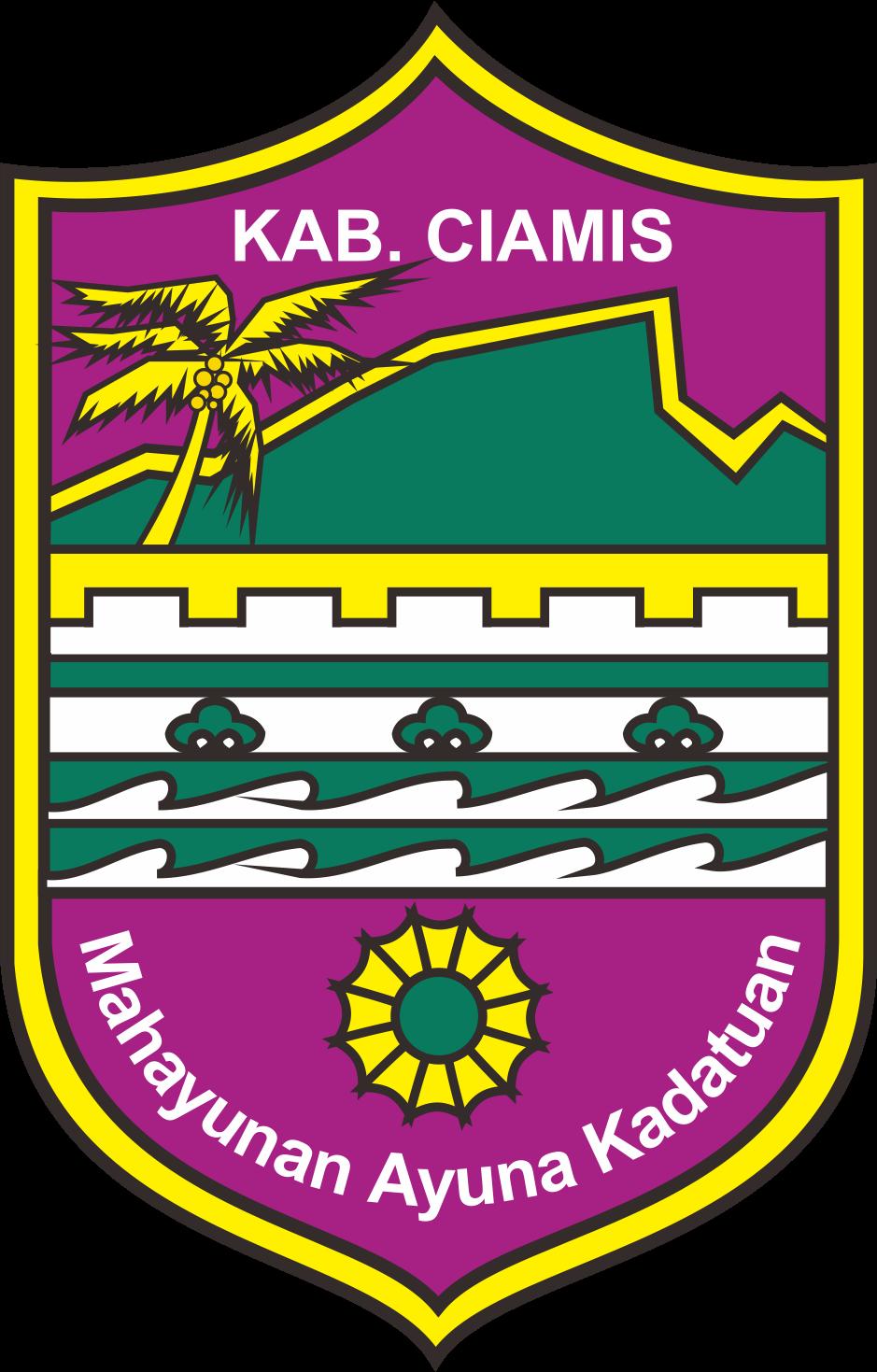 Logo Kabupaten Ciamis (Jawa Barat)