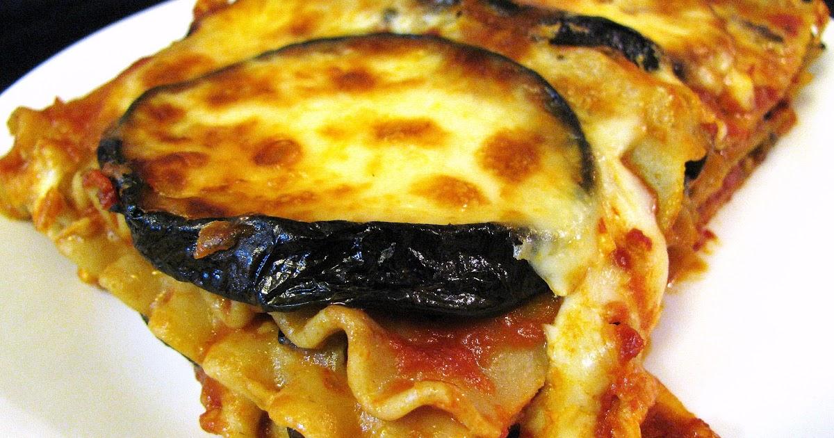 Tous les go ts sont chez barbara lasagne aux aubergines - Basilic seche a ne pas consommer ...