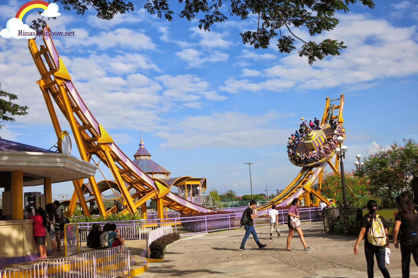 Enchanted Kingdom Disk-O-Magic