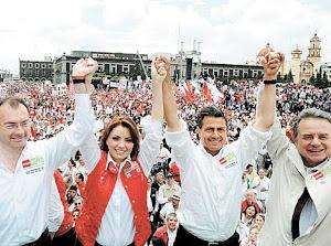 Cierre de Campaña de Enrique Peña Nieto en Toluca