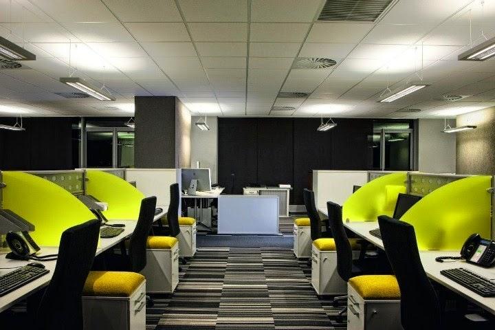 interior design color ideas office