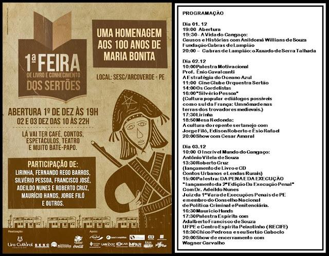 LIVRARIA LIRA CULTURAL PROMOVE FEIRA DE CULTURA E CONHECIMENTO