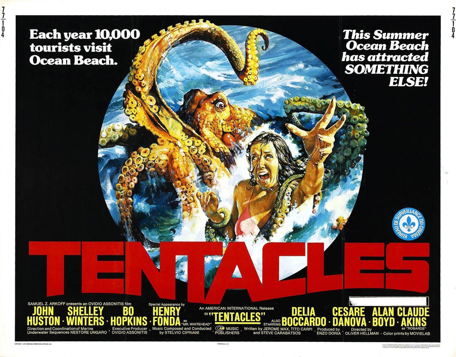 Film: TENTACLES