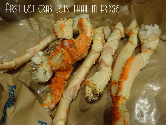 how to boil king crab legs