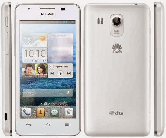 Gambar Huawei Ascend G525 Android Murah Quad Core
