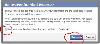 Facebook Applications apps delete remove