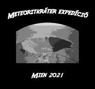 Meteoritkráter Expedíció 2021