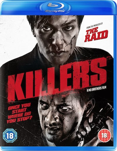 Killers (2014) BluRay 720p BRRip 825MB
