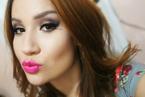 Maquiagem usando produtos BBB (Bom Bonito e Barato!) - Por Bianca Andrade.