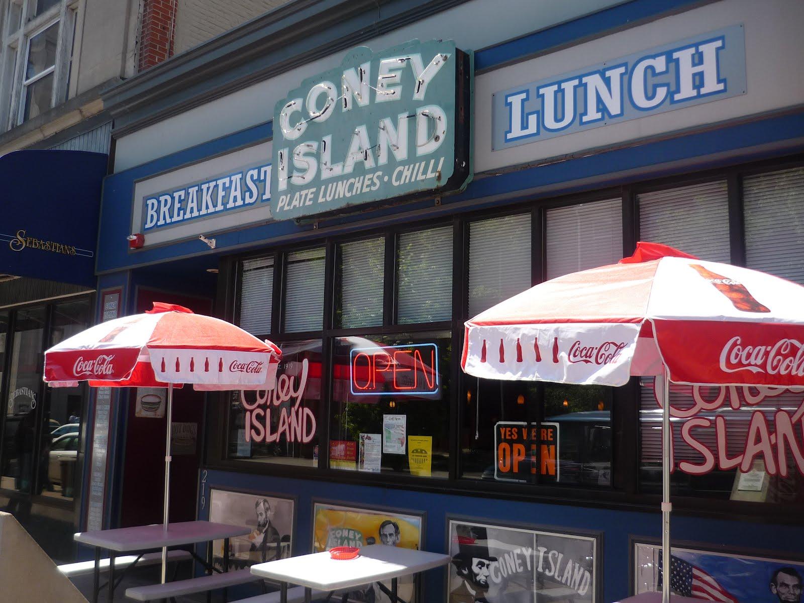 Coney Island Hot Dog Springfield Il