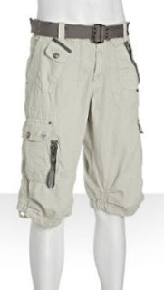 men's long cargo shorts 14 inseam