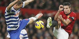 inovLy media : Prediksi QPR vs Manchester United (23 Februari 2013) | EPL