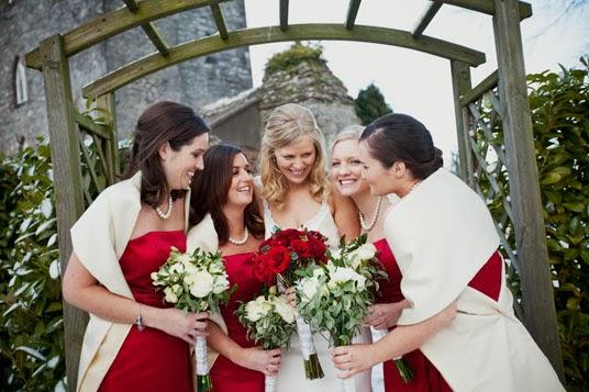 Bridesmaid Dresses For Winter Outdoor Wedding