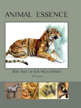 ANIMAL ESSENCE THE ART OF JOE WEATHERLY VOL.1