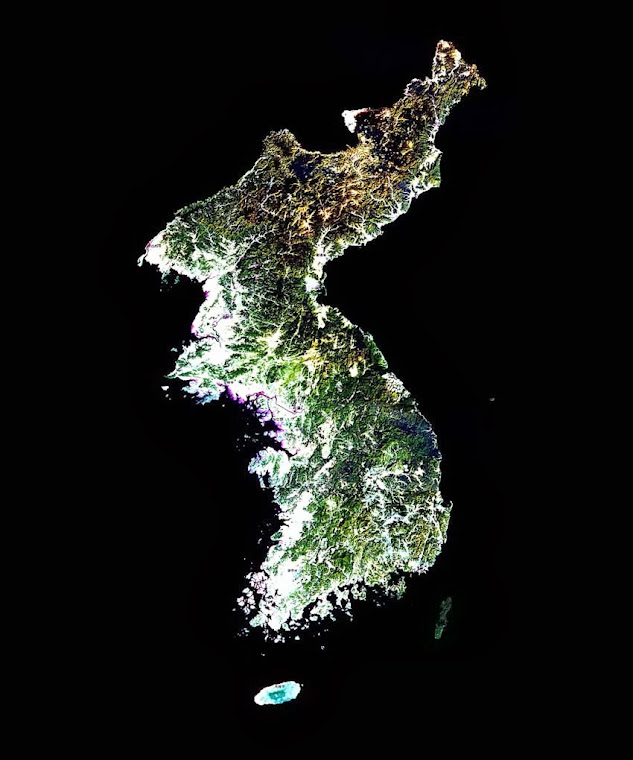 KOREAN PENINSULA  韓半島