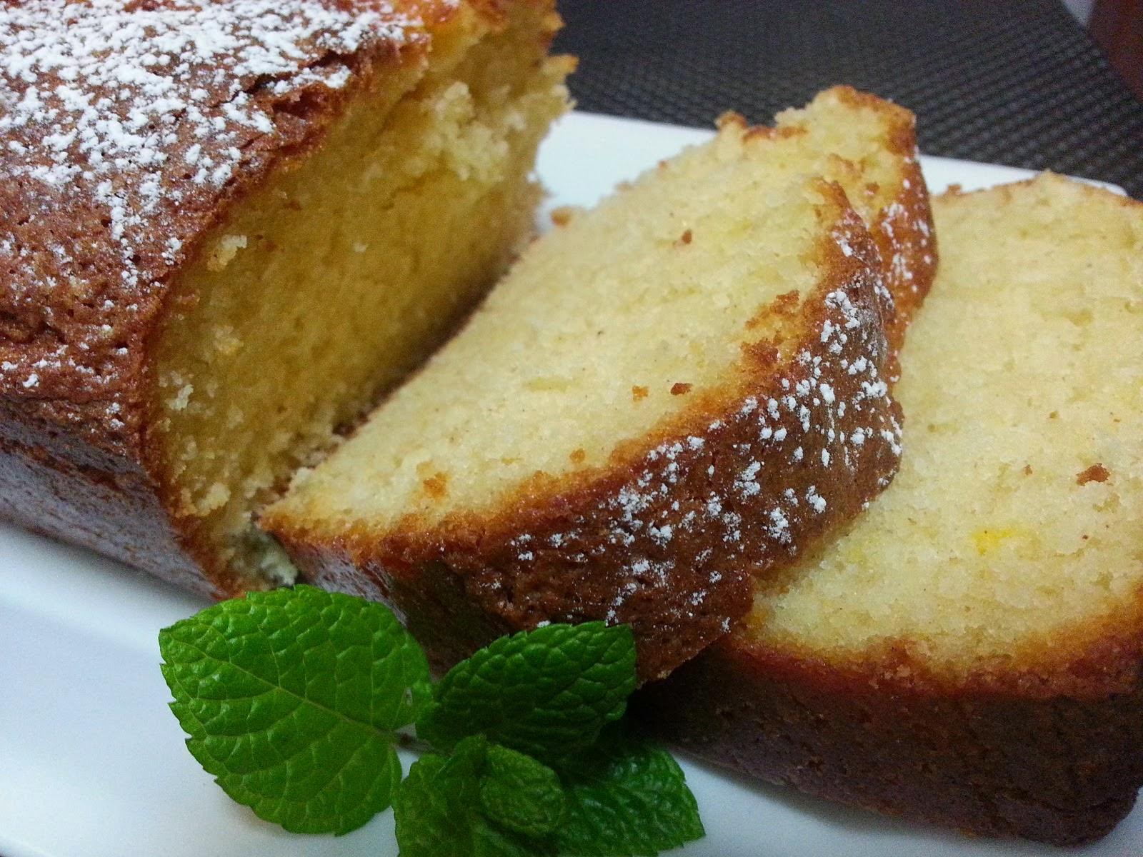 Cinco esponjosos bizcochos cocina for Recetas facilisimo